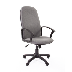 Кресло для руководителя CHAIRMAN 289 GREY