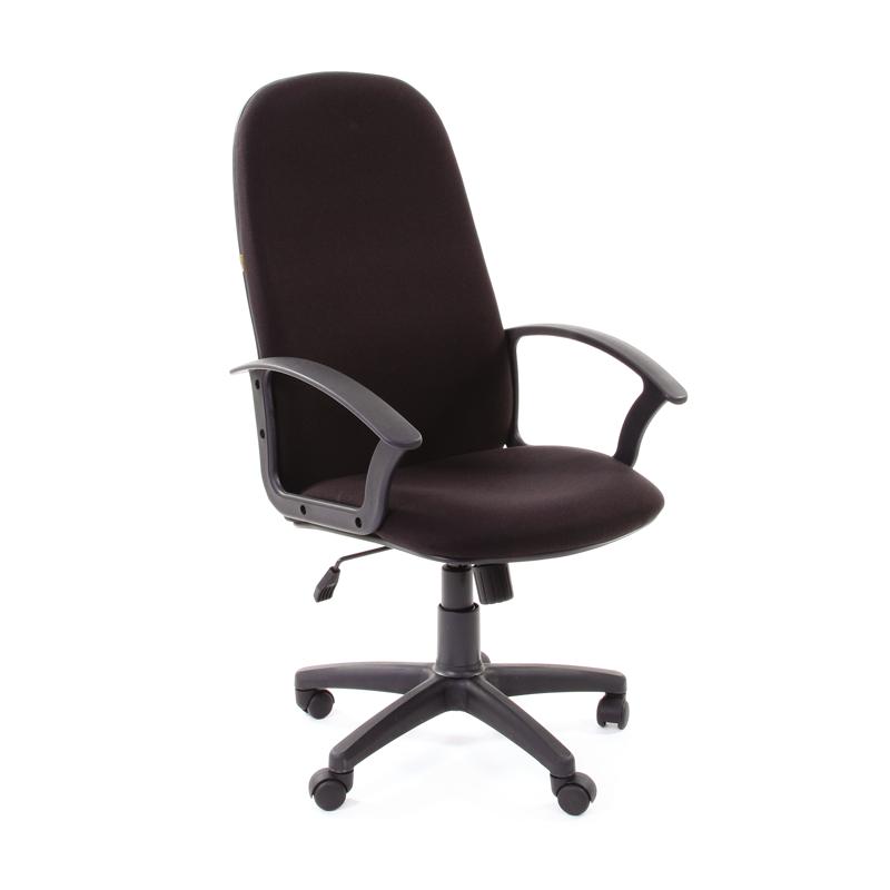 Кресло руководителя CHAIRMAN 289-BLACK фото