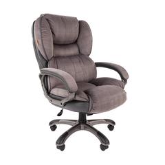 Кресло для руководителя 434 GREY