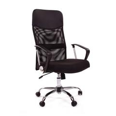 Кресло для руководителя  CHAIRMAN 610 BLACK