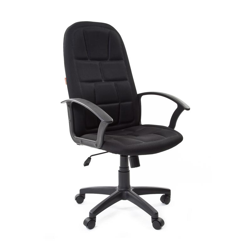 Кресло руководителя CHAIRMAN 737-BLACK фото