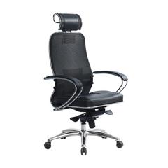 Кресло компьютерное Samurai SL-2.03 черный плюс