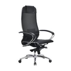 Кресло компьютерное Samurai S-1.03 черный плюс