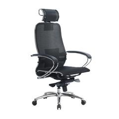 Кресло компьютерное Samurai S-2.03 черный плюс