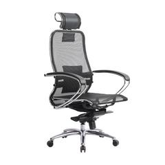 Кресло компьютерное Samurai S-2.03 черный