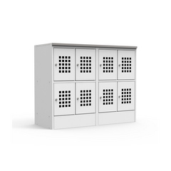 Шкаф для ручной клади ШМ-С 24-30