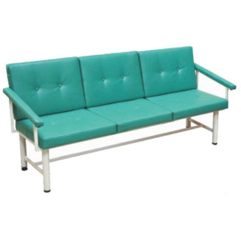 Офисный диван 3-х местный с подлокотниками Э-203/2