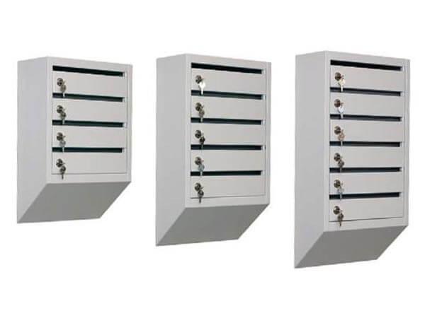 Почтовые ящики для многоквартирных домов