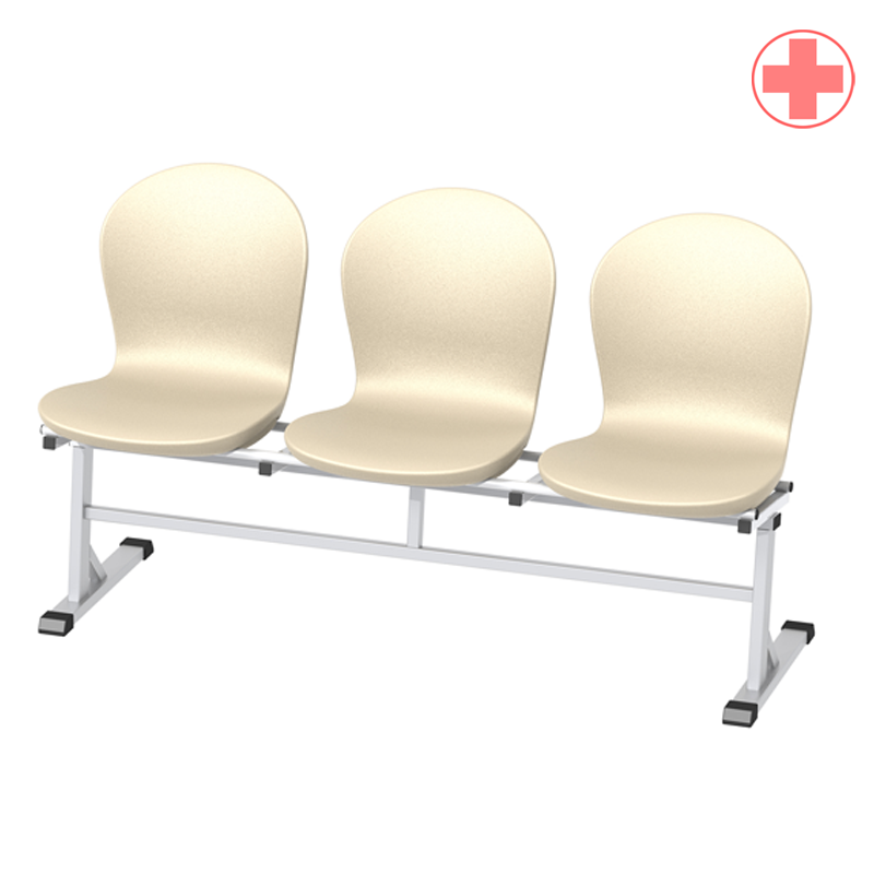 Металлические секции, табуреты и стулья