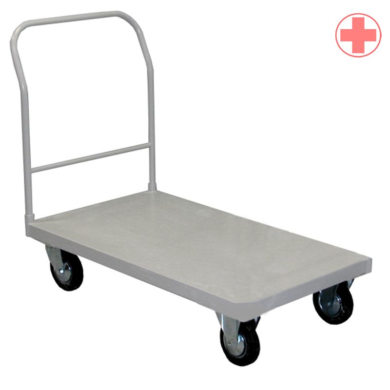 Тележки медицинские для перевозки грузов