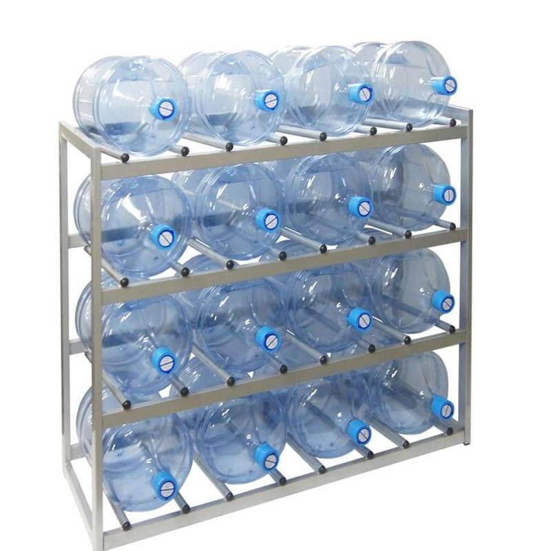 Стеллажи для воды
